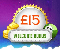 What welcome bonuses can bingo players claim?